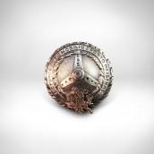 Ženkliukas - auksas 585, sidabras