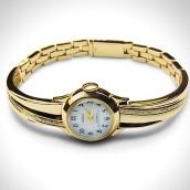 Laikrodžio apyrankė - auksas 585