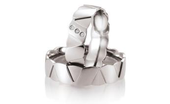 Breuning vestuviniai žiedai