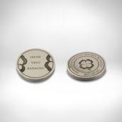 Proginis medalis Nr. 263 - sidabras 925